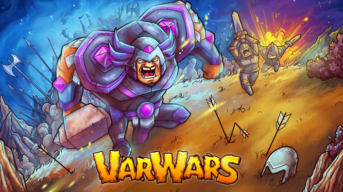 varWARS Gameplay Android