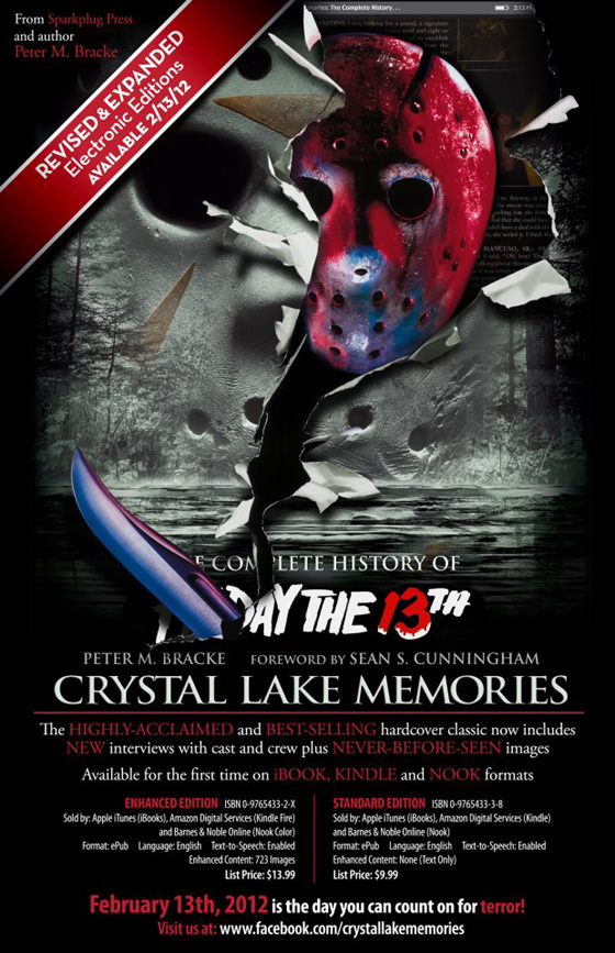 Review crystal lake memories ebook 2012 friday the 13th the review crystal lake memories ebook 2012 fandeluxe Choice Image