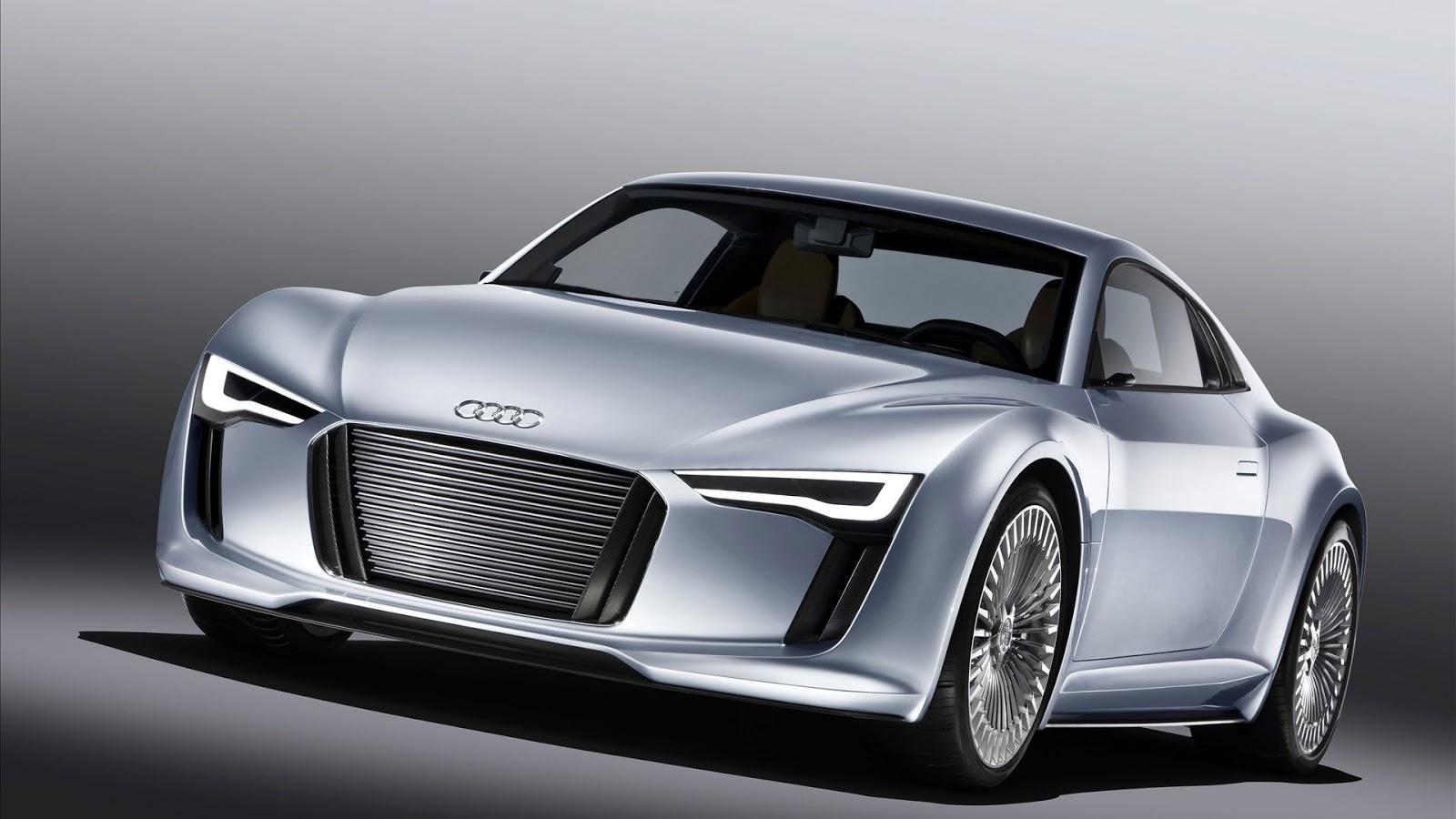 Audi E Tron Car Concept