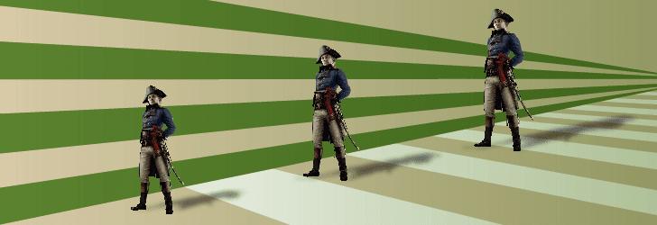 Napoleones en perspectiva