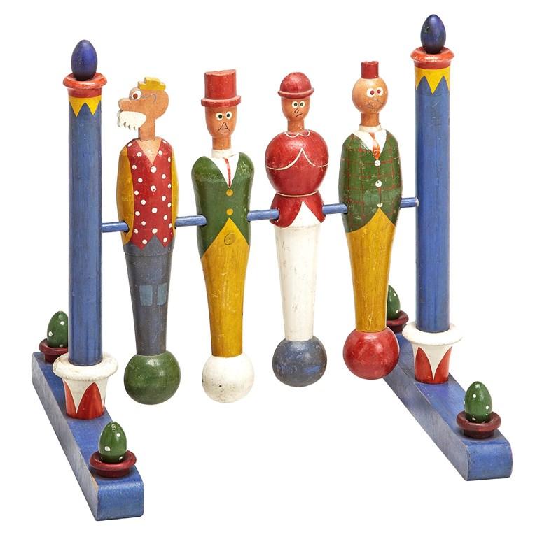 LA CAMERA DEI BAMBINI: giocattoli e arredi della collezione Marzadori ...