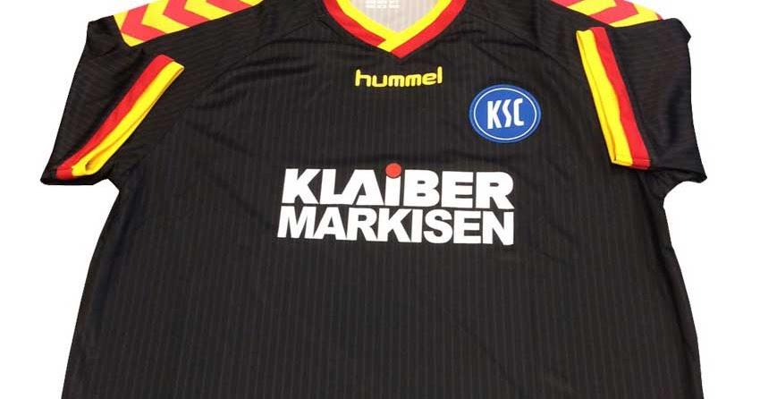 Neue Karlsruher Sc 14 15 Trikots Ver Ffentlicht Nur Fussball