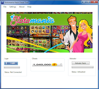 slotomania hack1 Slotomania Facebook Cheats and Hack (Trainer)