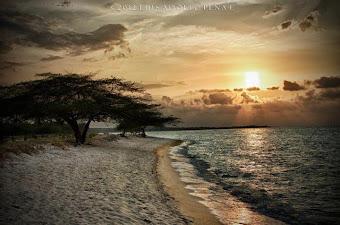 Puesta de Sol dese Manzanillo