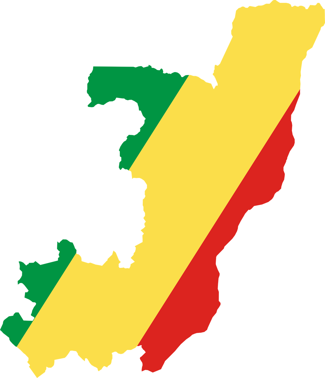 flag of zaire