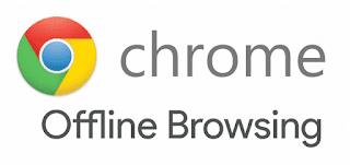 Tidak Bisa Terhubung Ke Internet? Aktifkan Saja Offline Browsing di Google Chrome