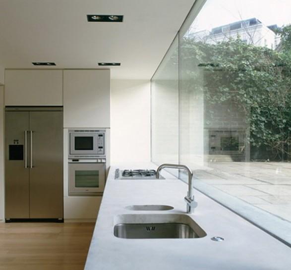 Muebles de cocina la iluminaci n en las cocinas c mo dise ar cocinas modernas cocina y muebles - Iluminacion para cocinas modernas ...