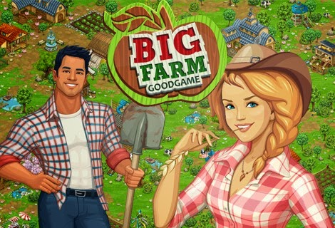 Download and play good game big farm