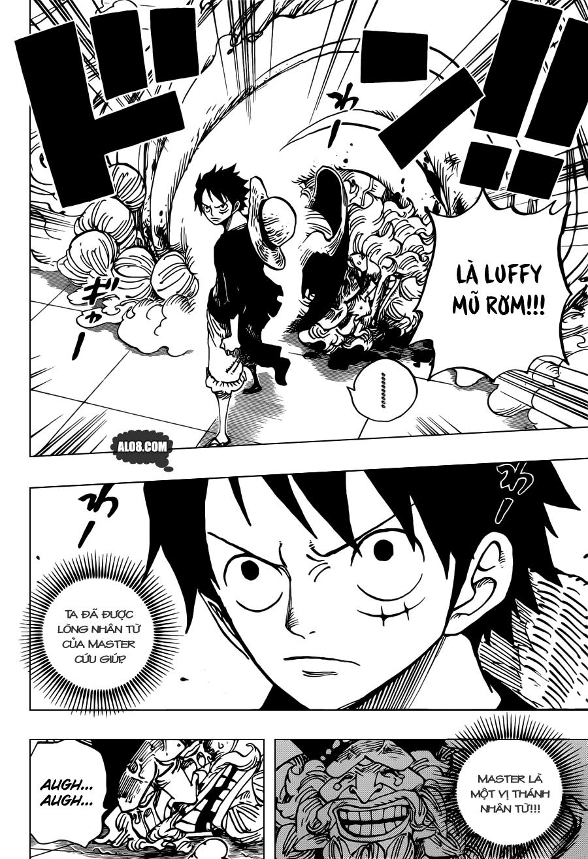 One Piece Chapter 689: Một hòn đảo dường như không tồn tại 011