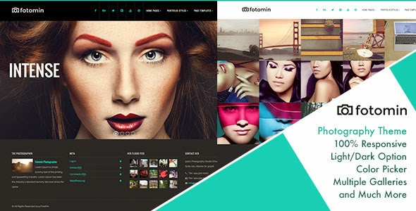Best Responsive Photography WordPress Theme