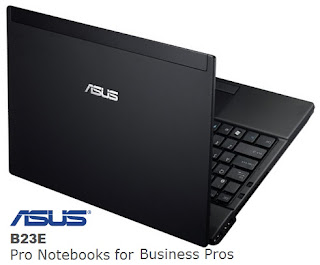 ASUS B23E Notebook For Business