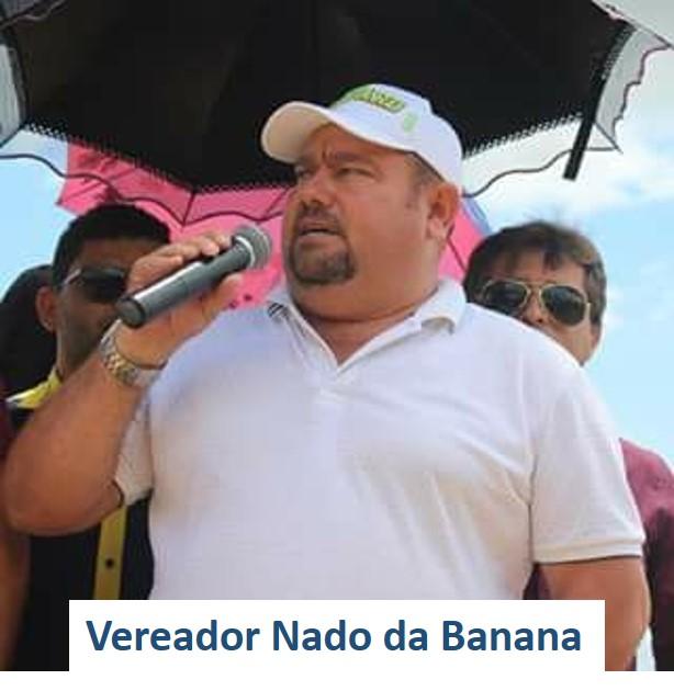 VEREADOR NADO DA BANANA