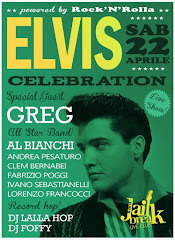 Elvis Celebration Party