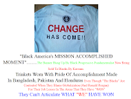 "The ""Mission Accomplished"" Banner Hung By The Black Progressive-Fundamentalist"