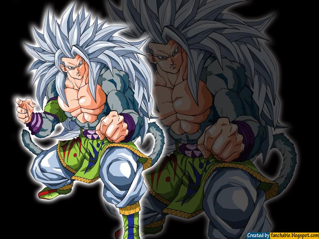 Best wallpaper son goku super saiyan 5 new wallpaper hd - Goku super sayan 5 ...