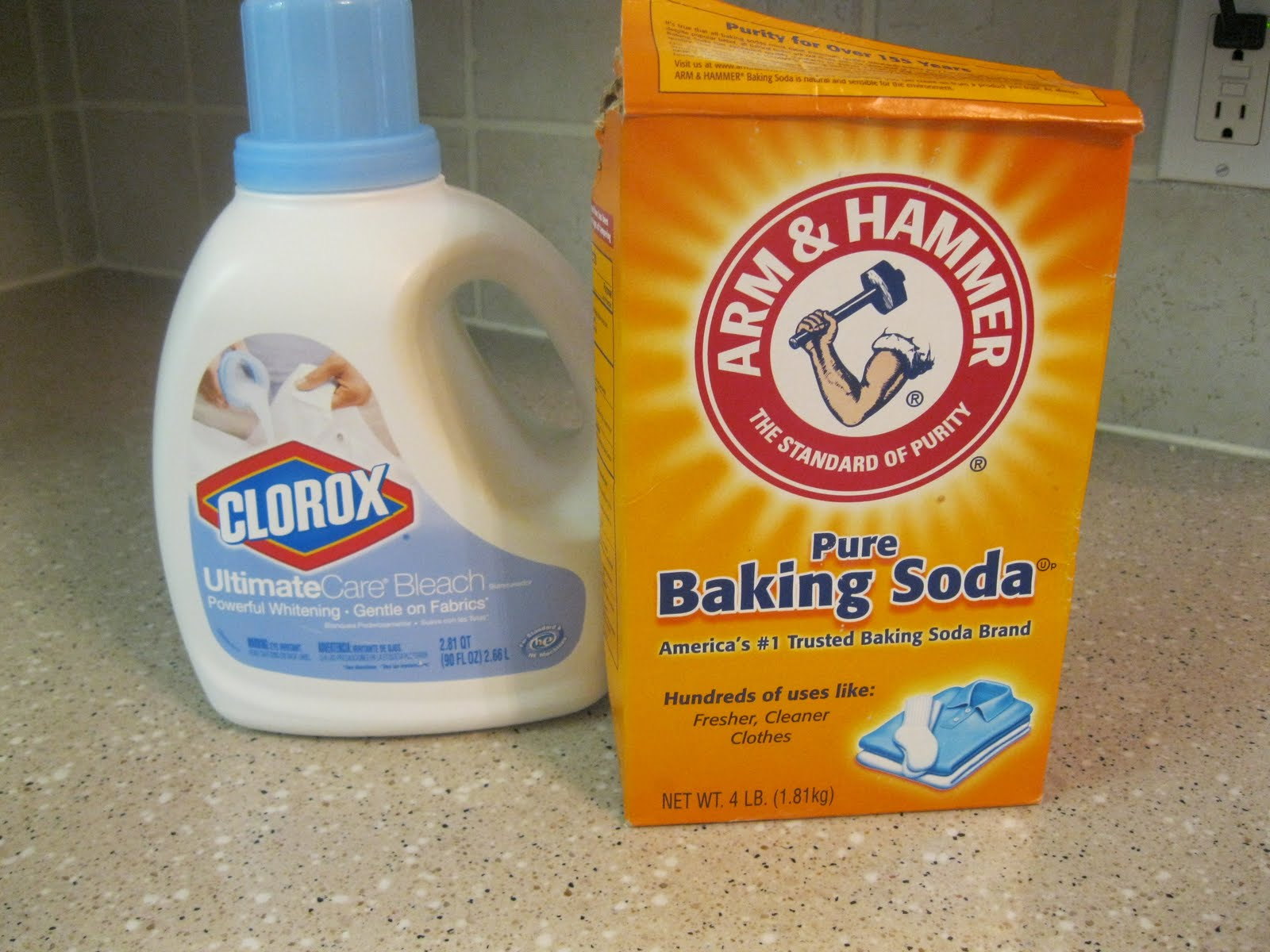 Accessorize And Organize DIY Homemade Grout Cleaner - Best cleaner for dirty grout