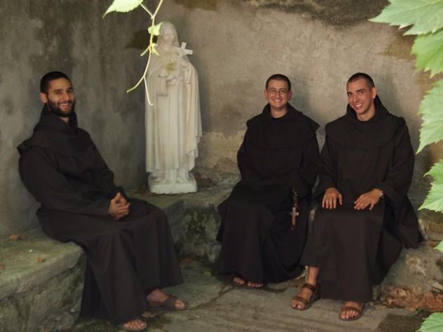 Novices Carmes d'Avignon-Aquitaine