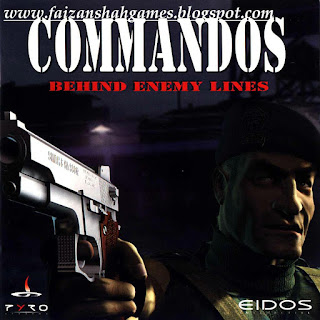 Commando behind enemy lines full download