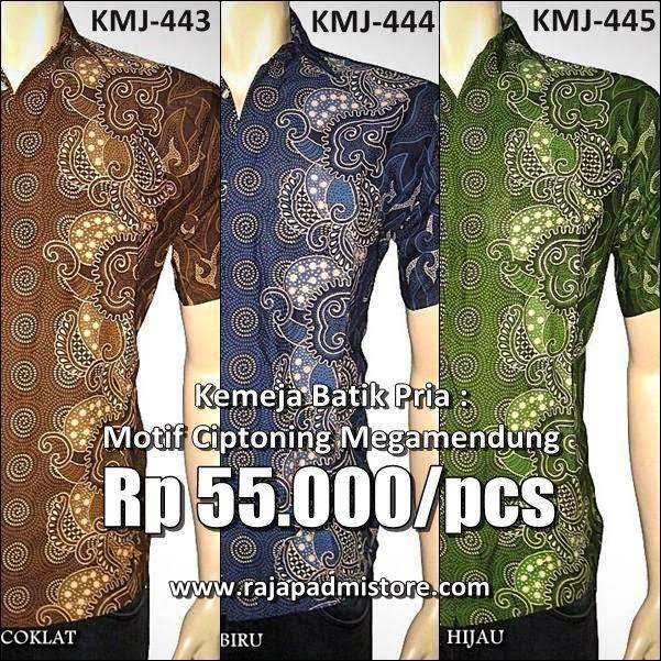 Foto Baju Batik Rajapadmi