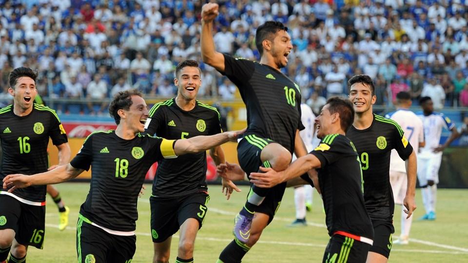 Honduras vs. México; Fase de Grupos de la Eliminatoria Mundialista para Rusia 2018 de la CONCACAF 2015 | Ximinia