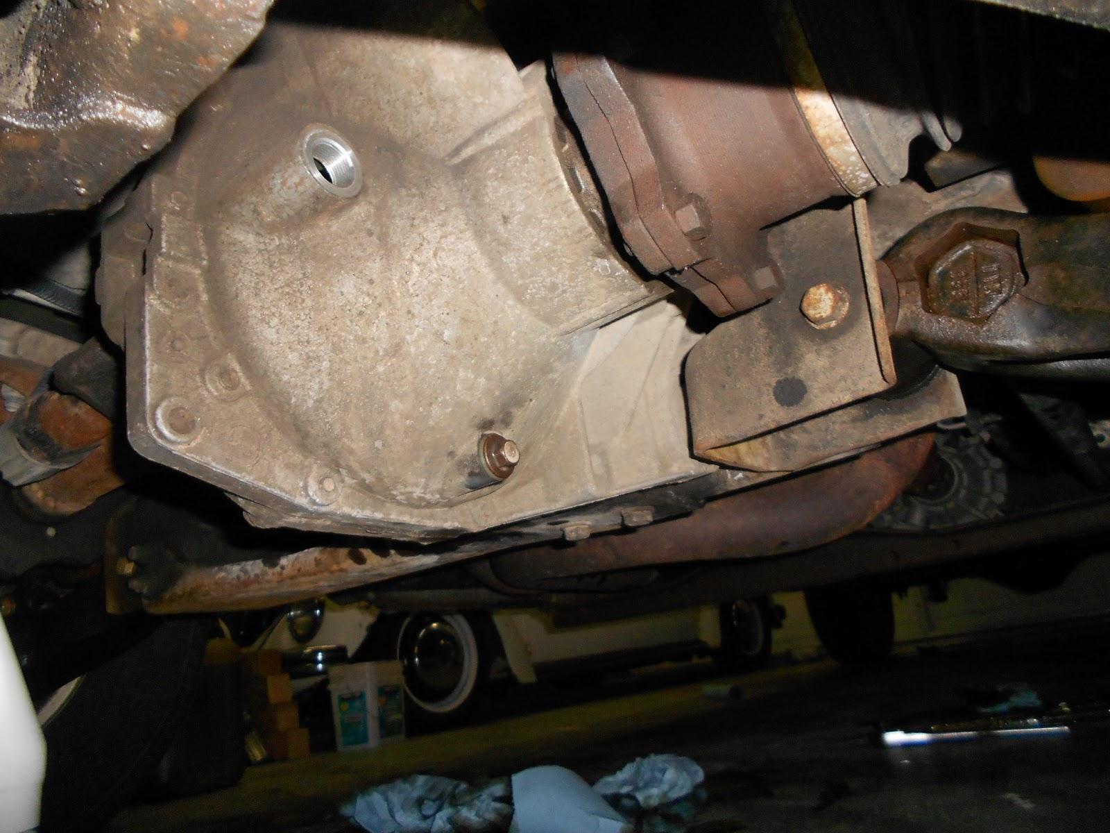 2003 chevy silverado 1500 hd transmission fluid type