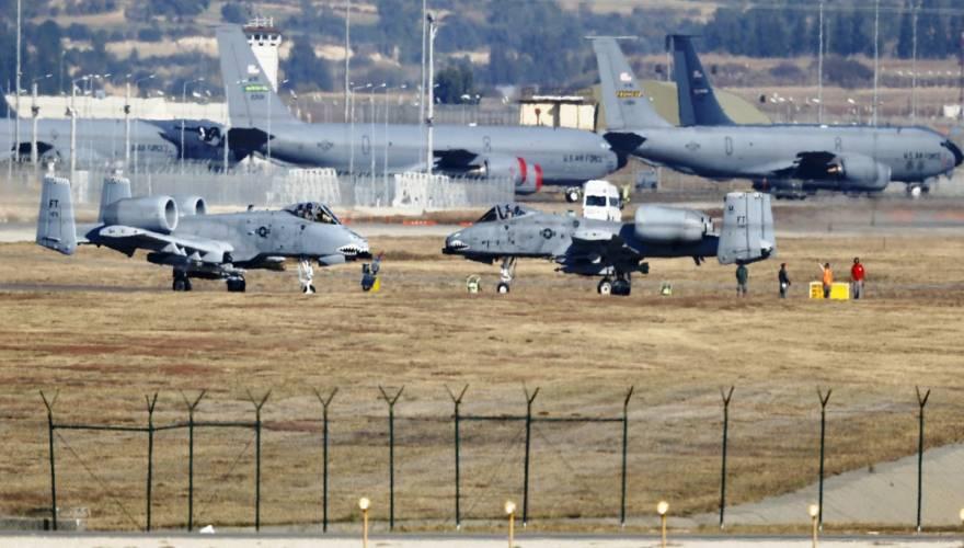 Τα στρατεύματα του Ερντογάν πολιορκούν πραξικοπηματίες και Αμερικανούς στη βάση του Ιντσιρλίκ
