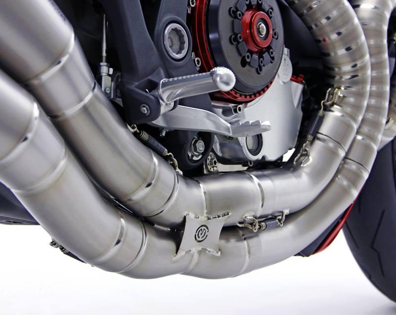 Ducati Zn  Engine