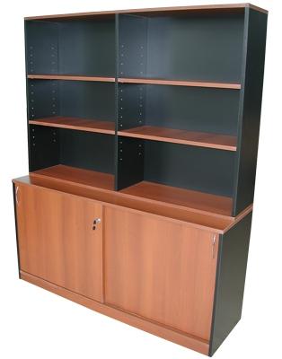 Bibliotecas industria procesadora de maderas ipm for Biblioteca para oficina