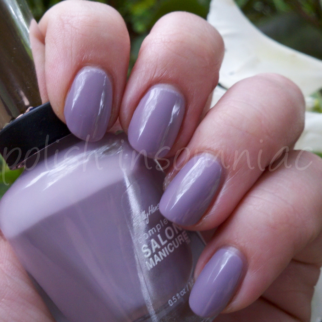 Tracy Reese for Sally Hansen Delphinium