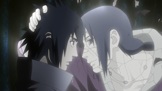 Sasuke dan Itachi