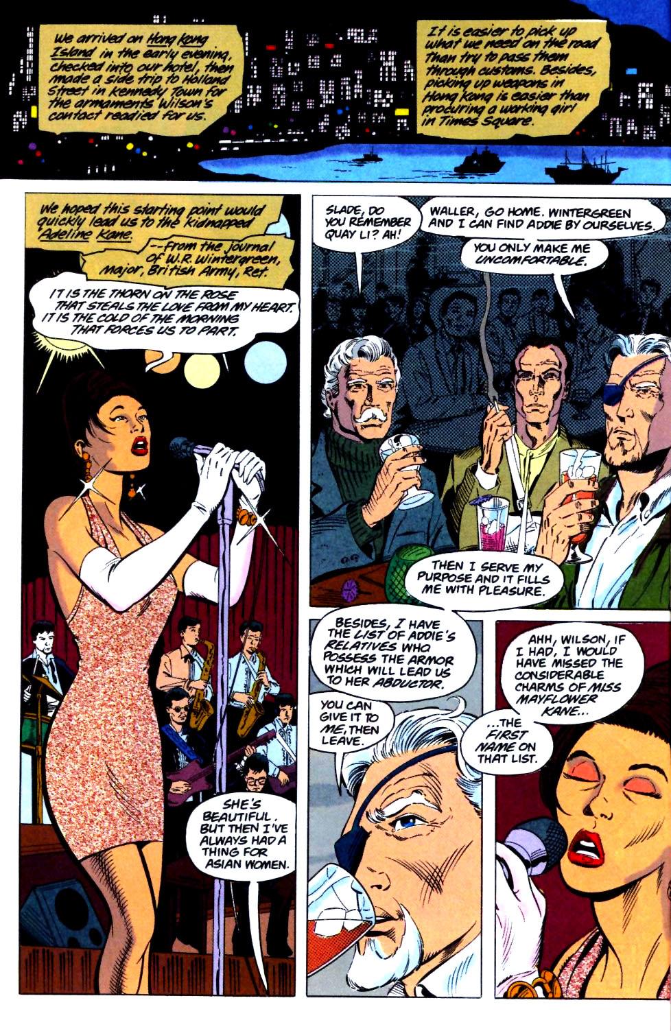 Deathstroke (1991) Issue #29 #34 - English 3