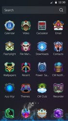 Screenshots of the LOL: League of Legend for Android tablet, phone.