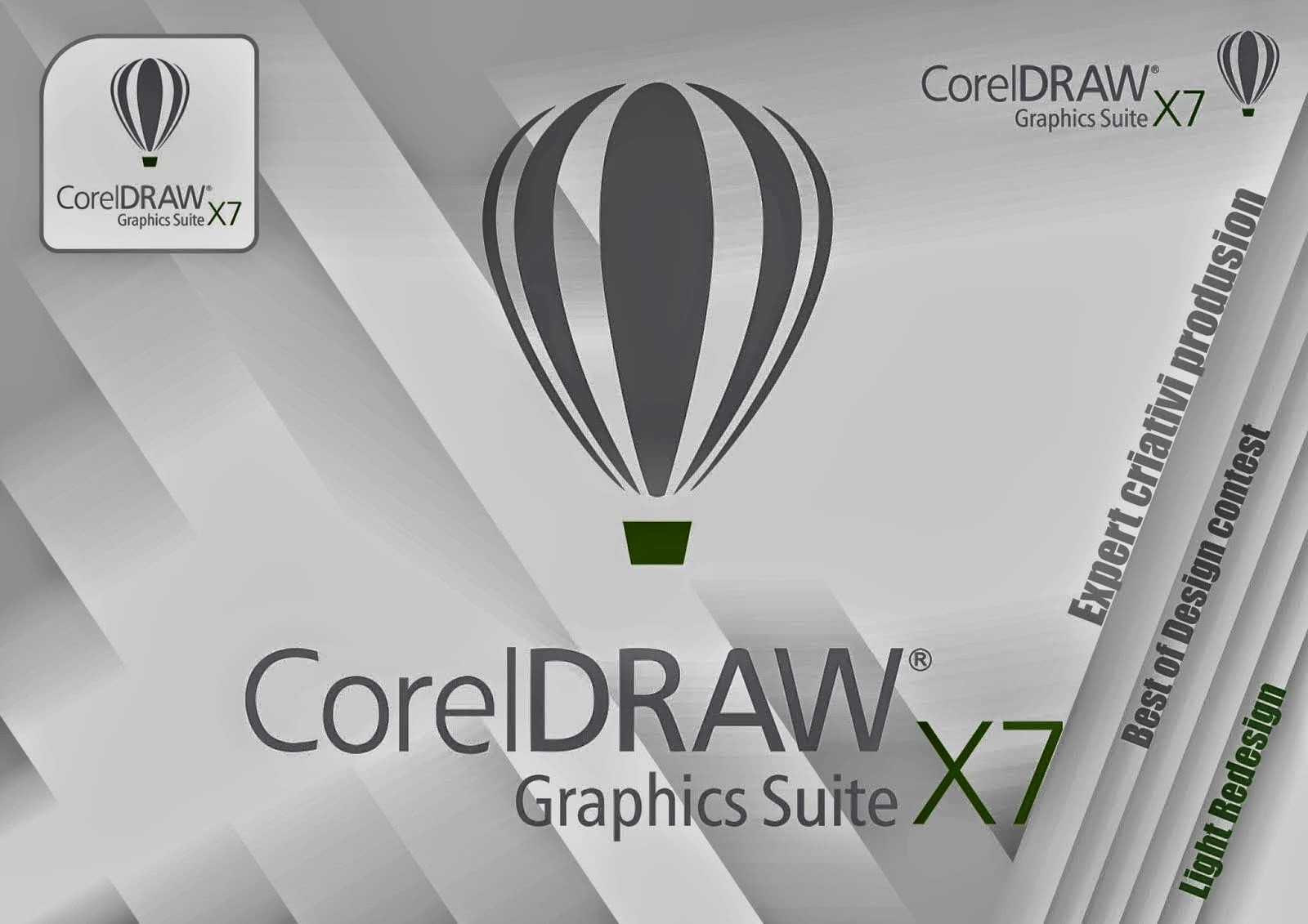 Panduan Installasi Corel Draw Graphic Suite X7