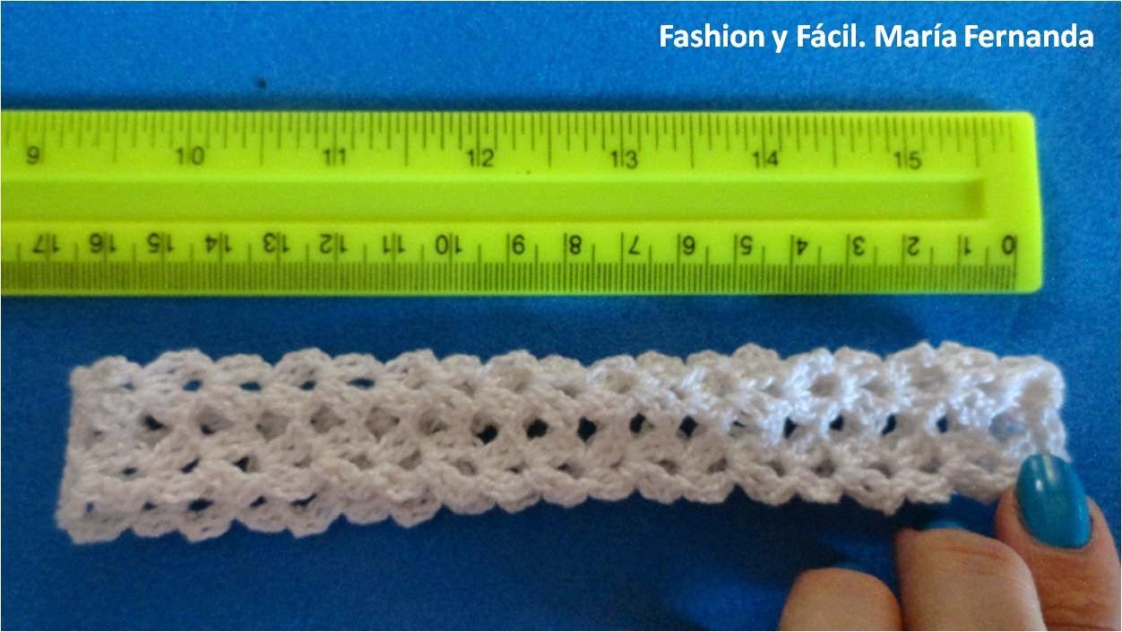cintillo diadema o vincha para beb fcil de tejer a ganchillo y muy vistosa baby crocheted headband