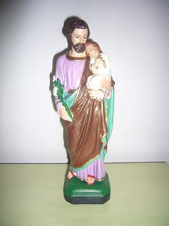 Restauracao imagem sacra