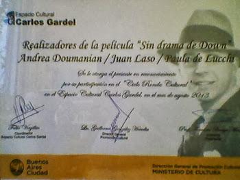 """PARTICIPACIÓN """"CICLO RONDA CULTURAL"""""""