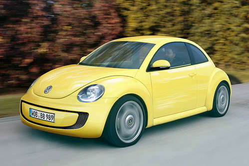 that will be a major visual change for the 2012 Volkswagen New Beetle.