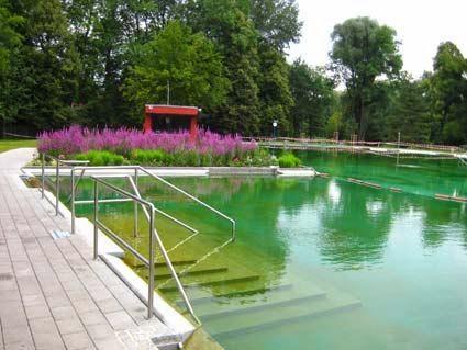 Sommer dahoam: Baden in der Stadt Maria Einsiedel München Minga Munich Englischer Garten Hupsis Serendipity Sommer Lifestyle
