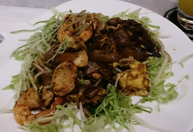 Old Town White Coffee, Melbourne, noodles, stir fry