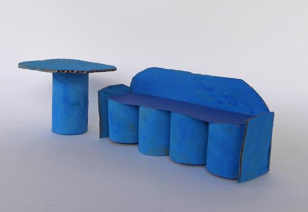 Dollhouse Furniture Sofa