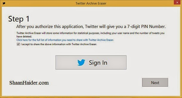 HOW TO  Delete All Twitter Tweets in One Click