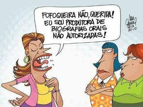 Fofoqueira