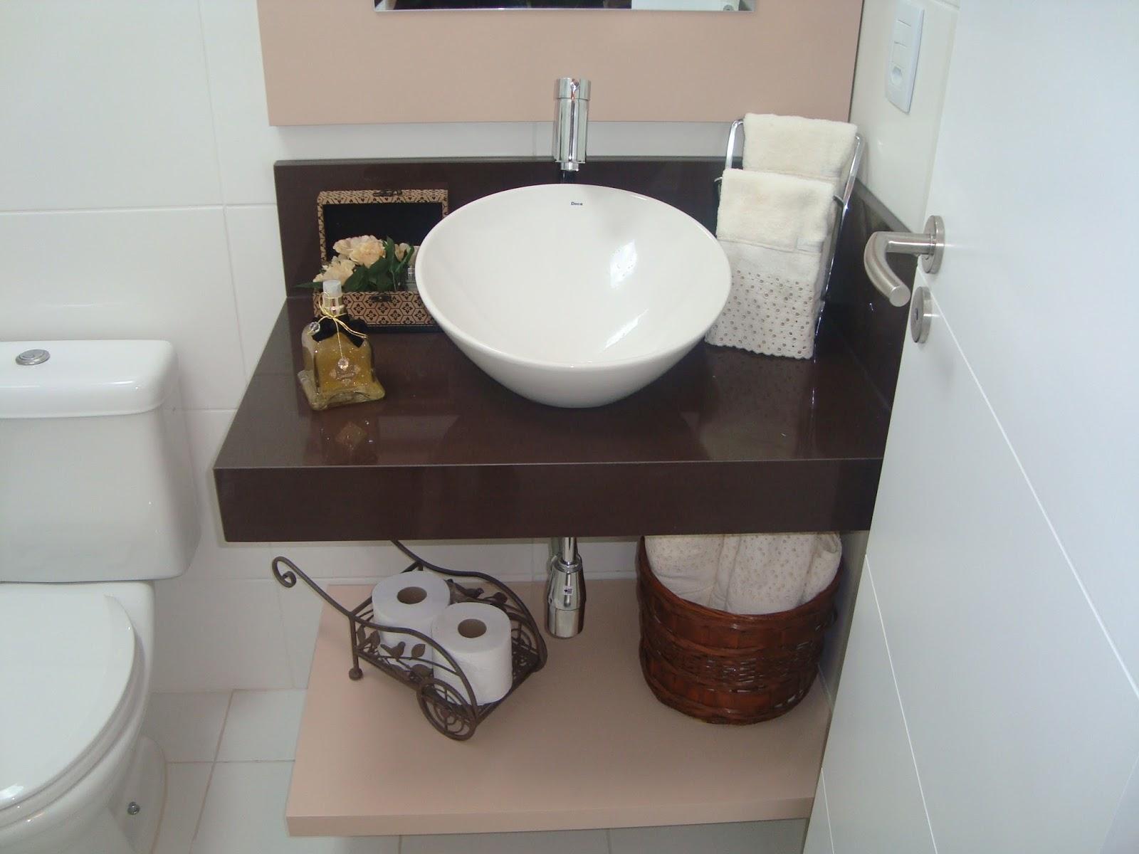 BANCADAS DE COZINHA E BANHEIRO #6B5C4C 1600x1200 Banheiro Com Granito Marrom Imperial
