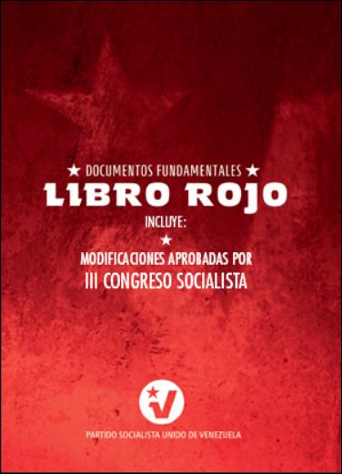 LIBRO ROJO DE CHAVEZ