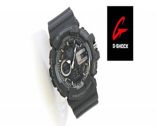 jam tangan keren GSHOCK D-3641 BLACK