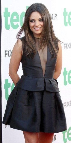 ميلا كونيس المرأة الأكثر إثارة في العالم