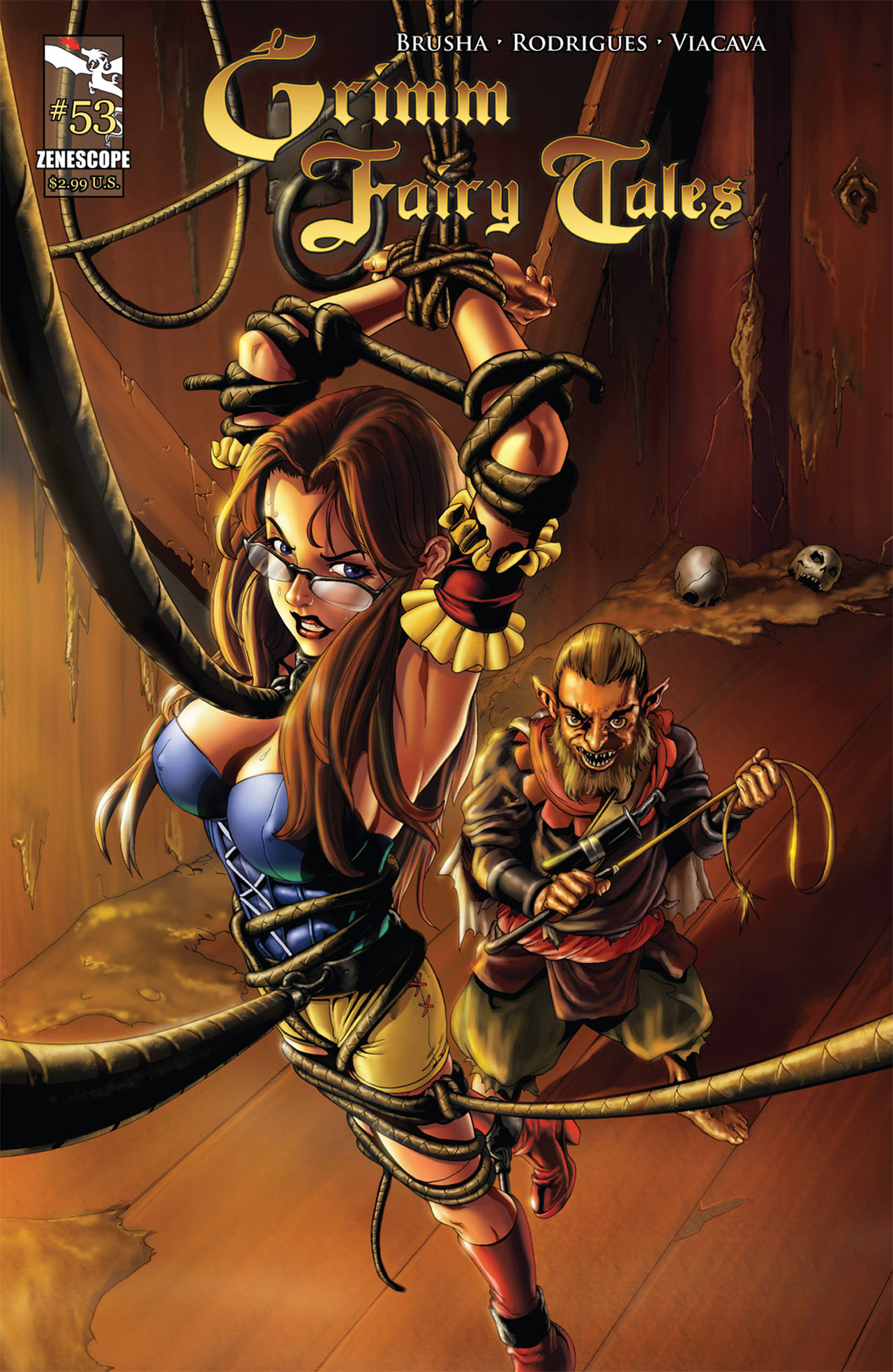Grimm Fairy Tales (2005) Issue #53 #56 - English 1