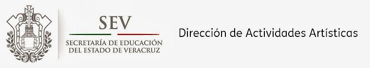 DIRECCIÓN DE ACTIVIDADES ARTÍSTICAS SEV
