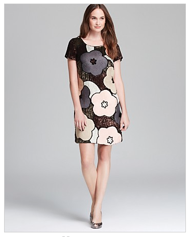 French Connection 'Fauna Fantasy' dress at Dillards.