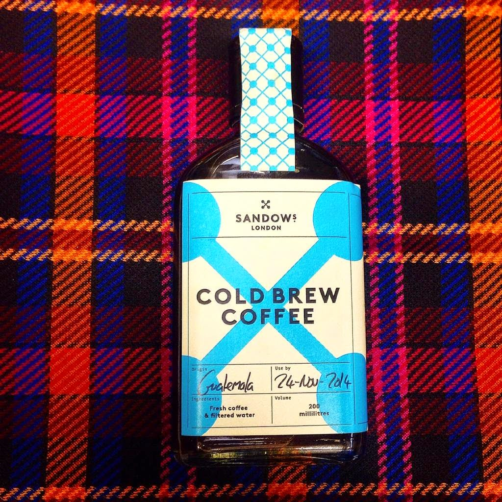 Sandow's Cold Brew Coffee